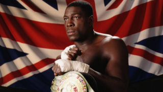 frank bruno leicester