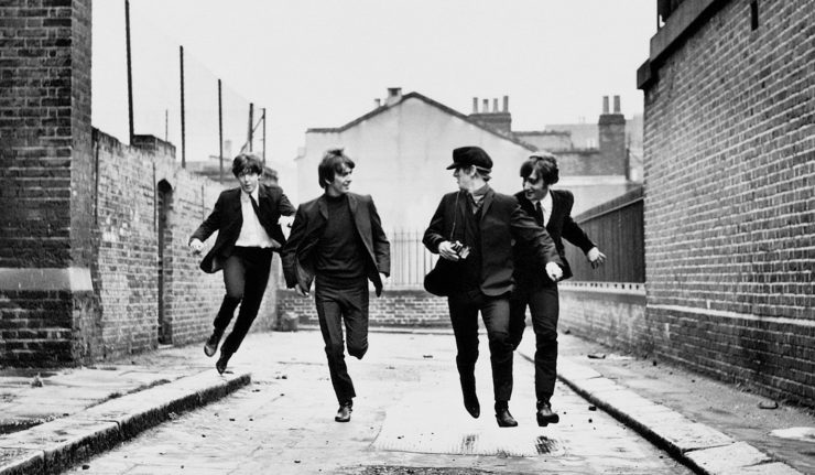hard days night