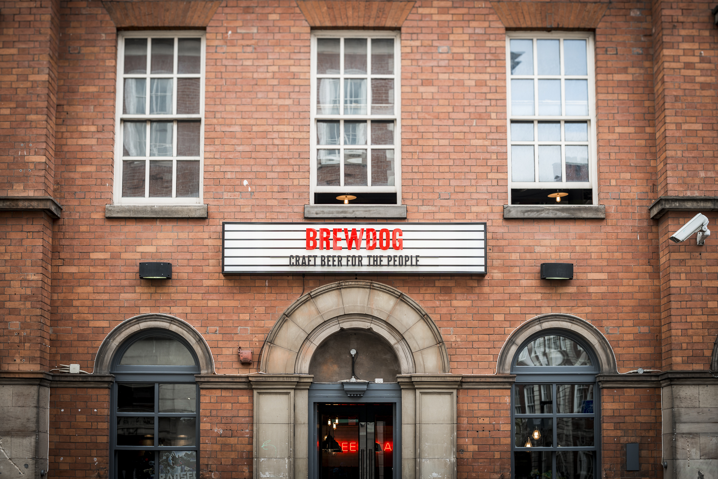 red's brewdog leicester