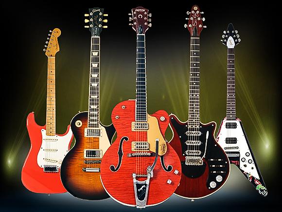 story of guitar heroes