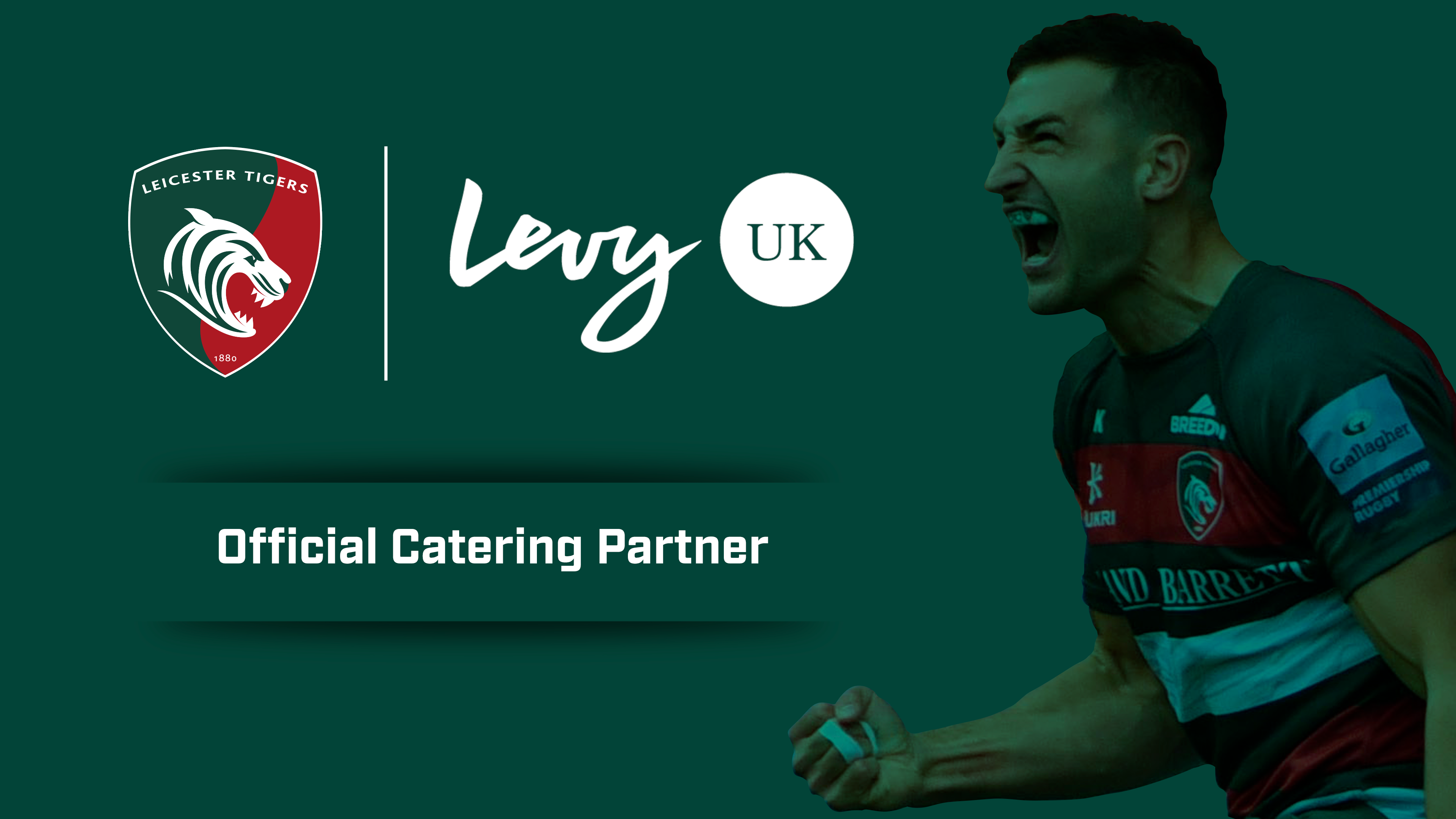Leicester tigers catering levy