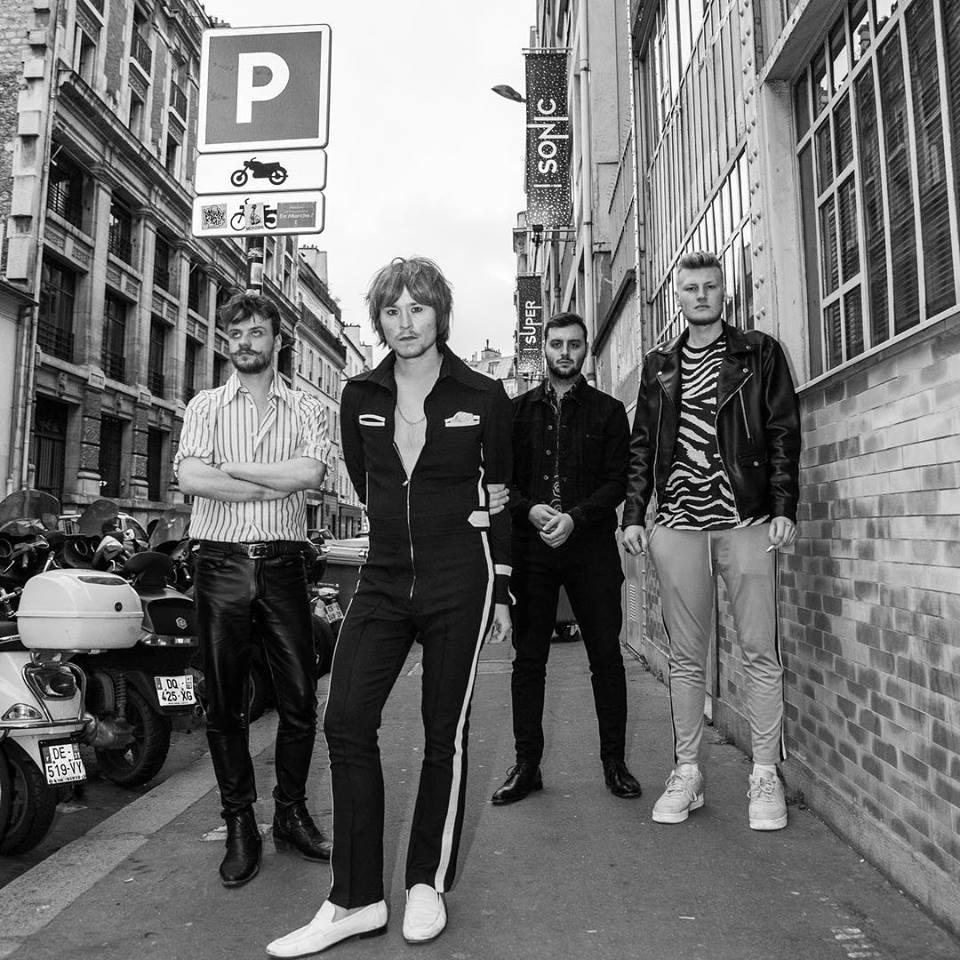 arcades band