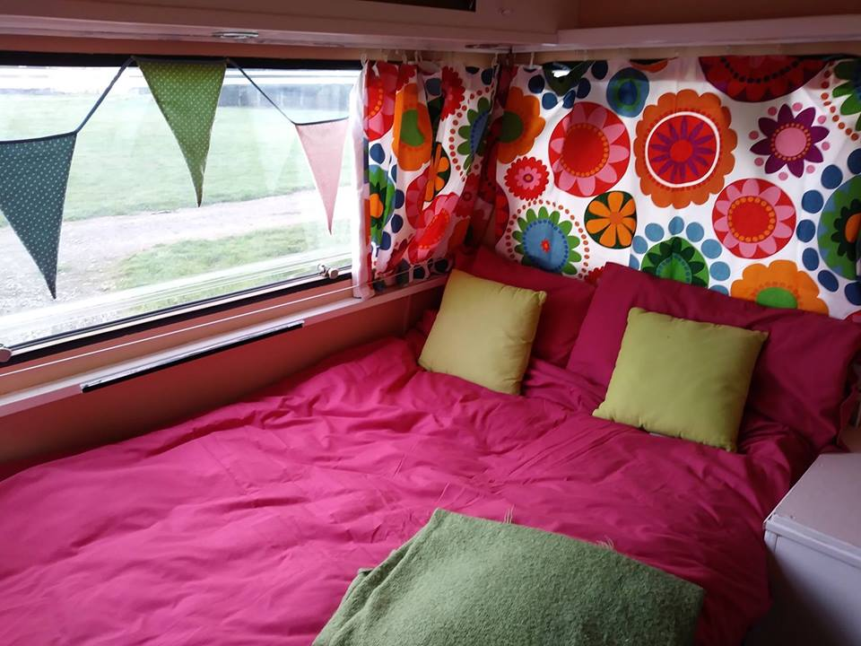 glamping leicester