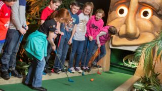 treetop golf leicester