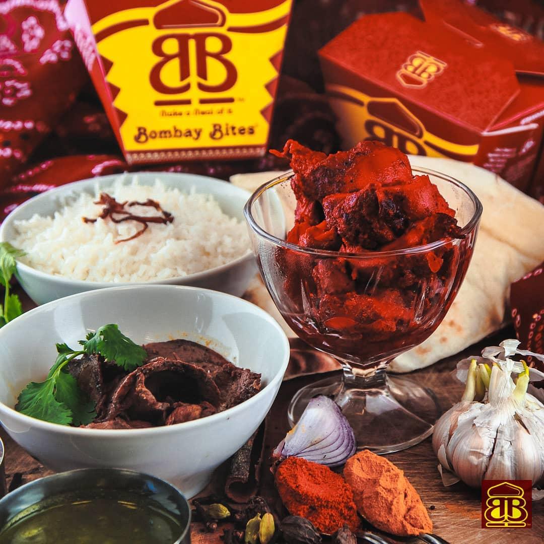 Bombay bites leicester