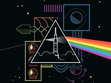 dark side pink Floyd