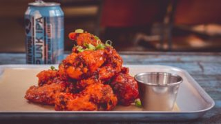 brewdog leicester wings