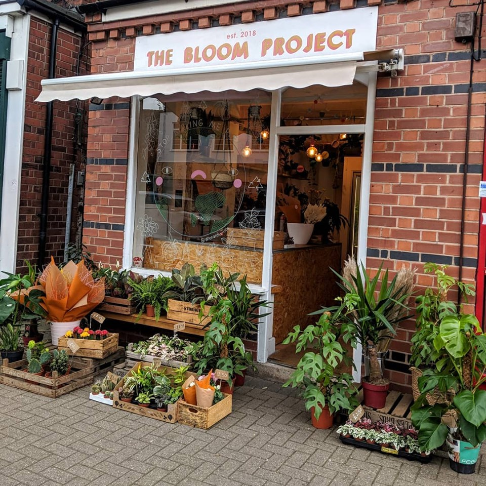 bloom project leicester