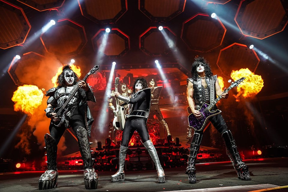 kiss download festival