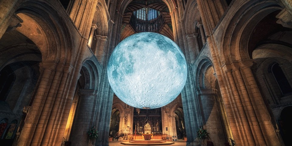 museum moon leicester