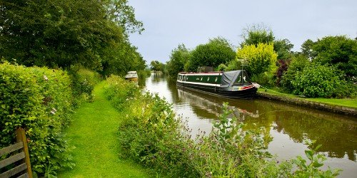 narrowboat leicestershire
