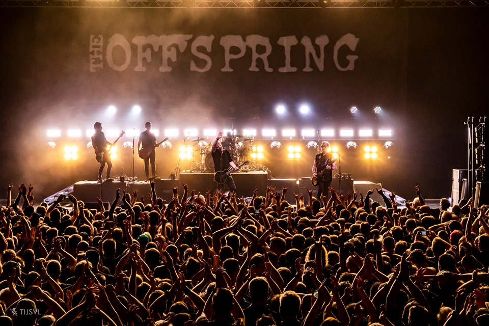 the offspring download festival