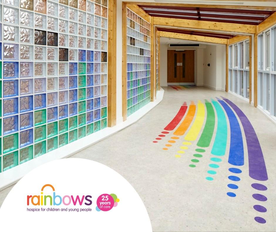rainbows Leicester