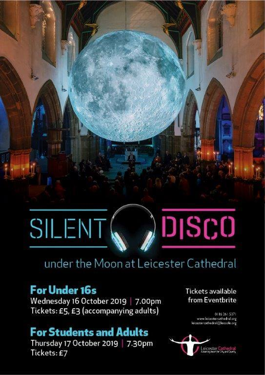museum moon disco leicester