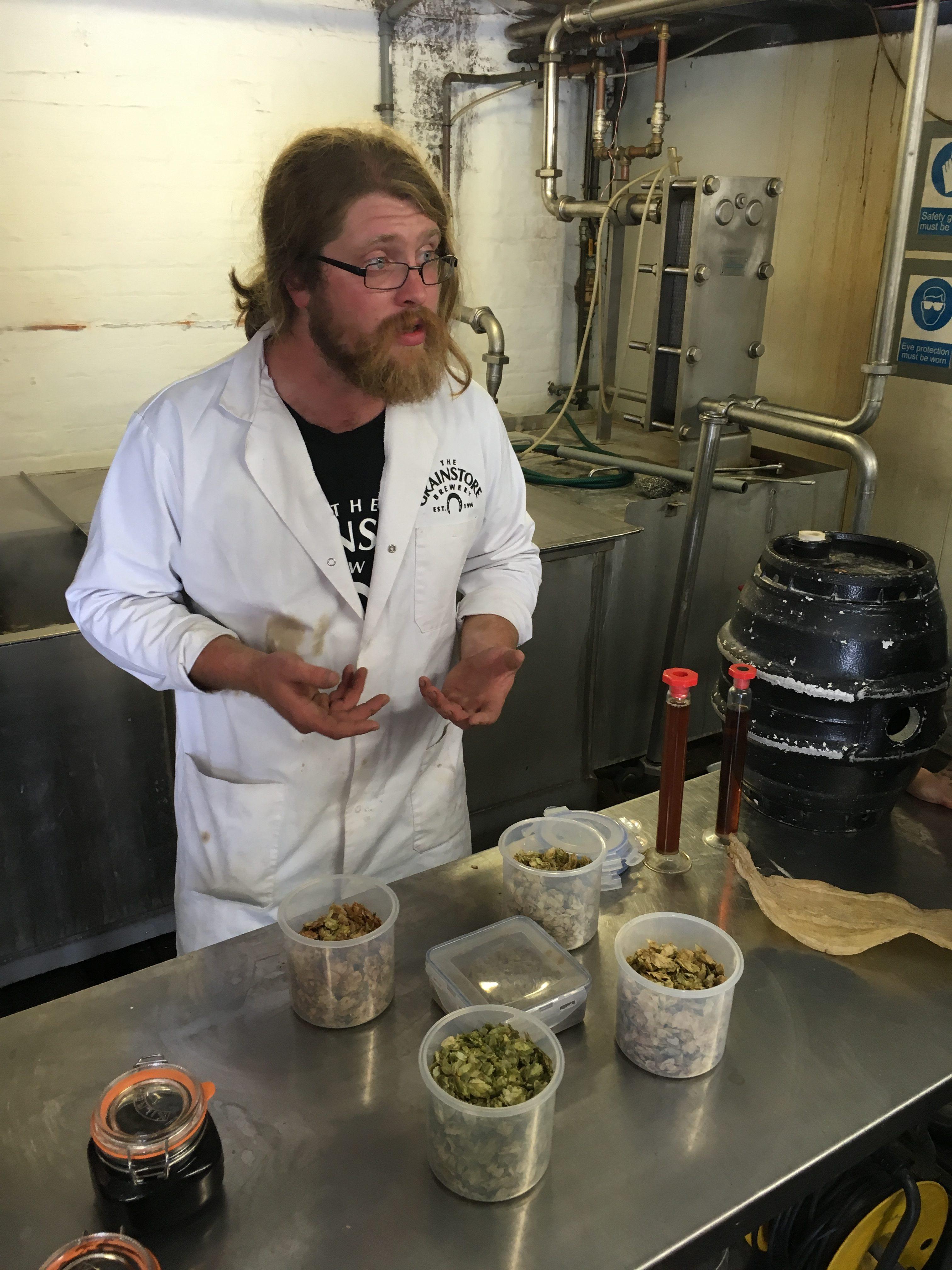 grainstore brewery