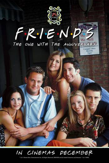 friends anniversary cinema leicester