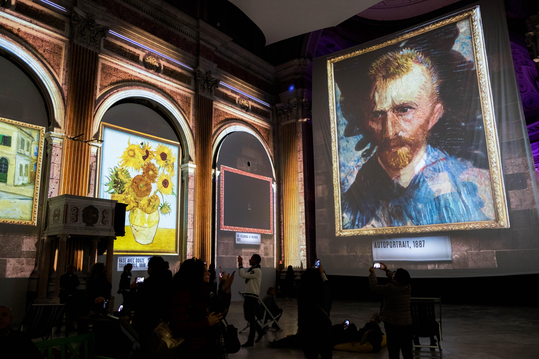 Van Gogh leicester