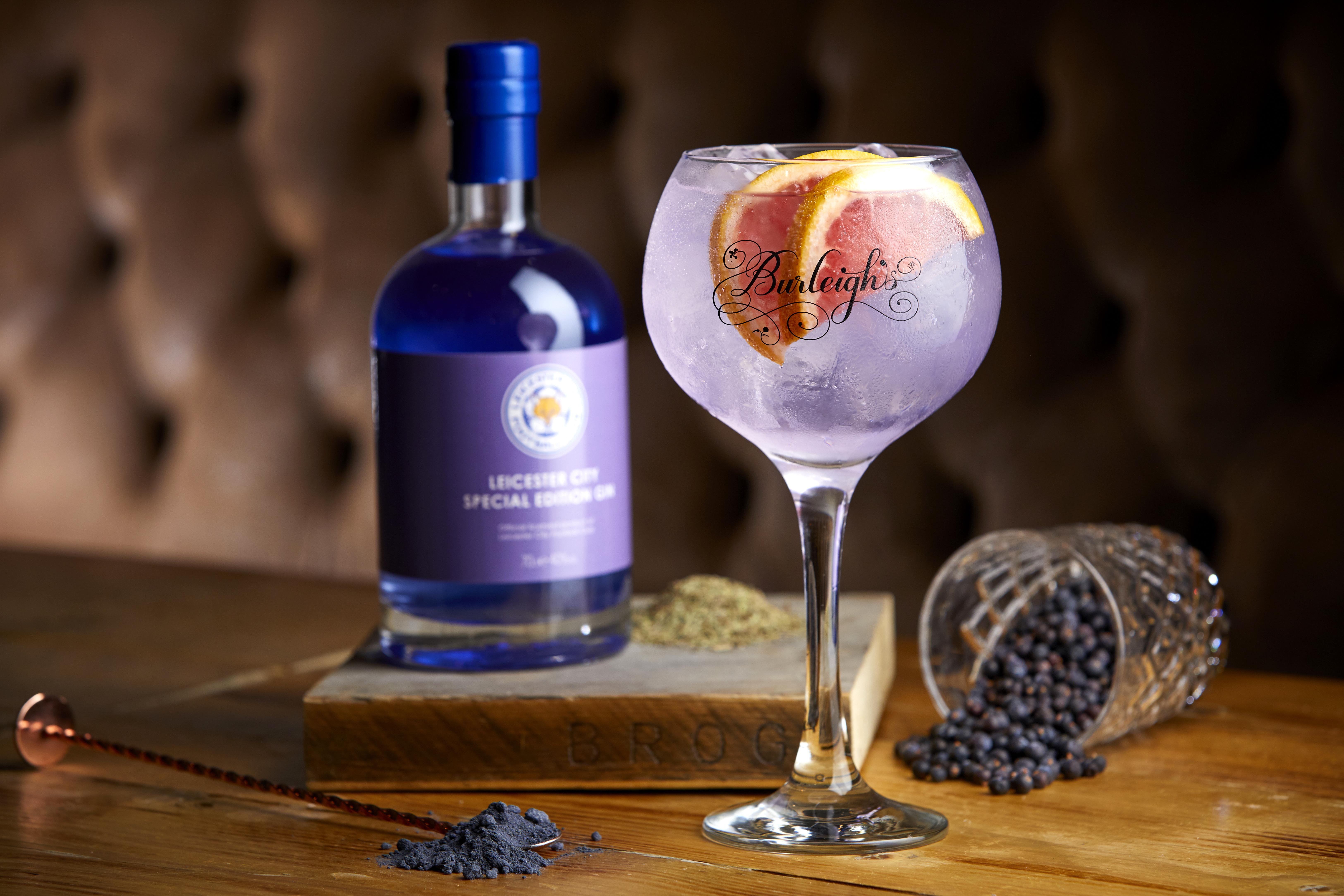 lcfc burleighs gin