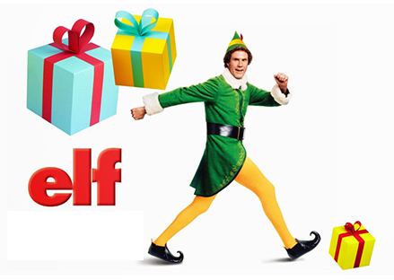 elf christmas leicester