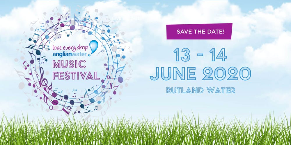 Anglian water music festival