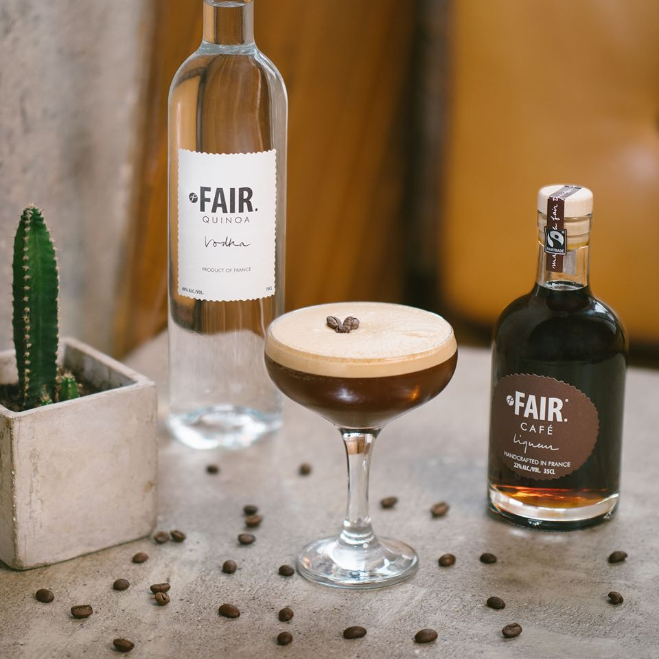 fair drinks espresso martini