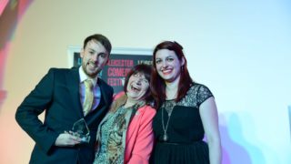 leicester comedy festival awards