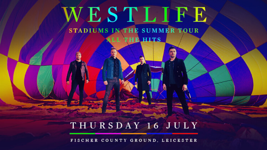 Westlife leicester 2020