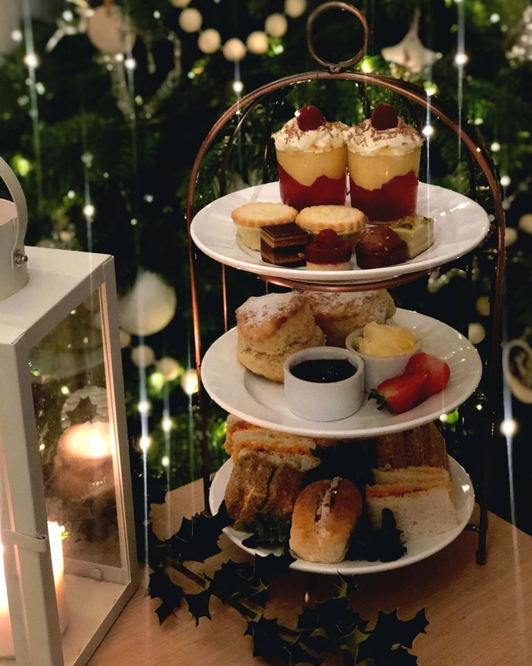 bottomless afternoon tea leicester