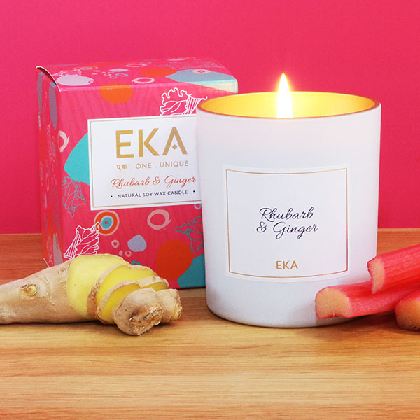 eka candles leicester