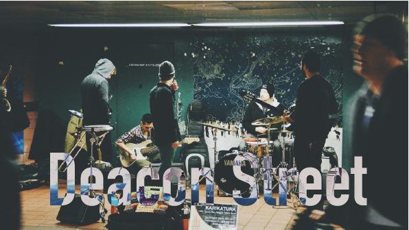 deacon street arts leicester