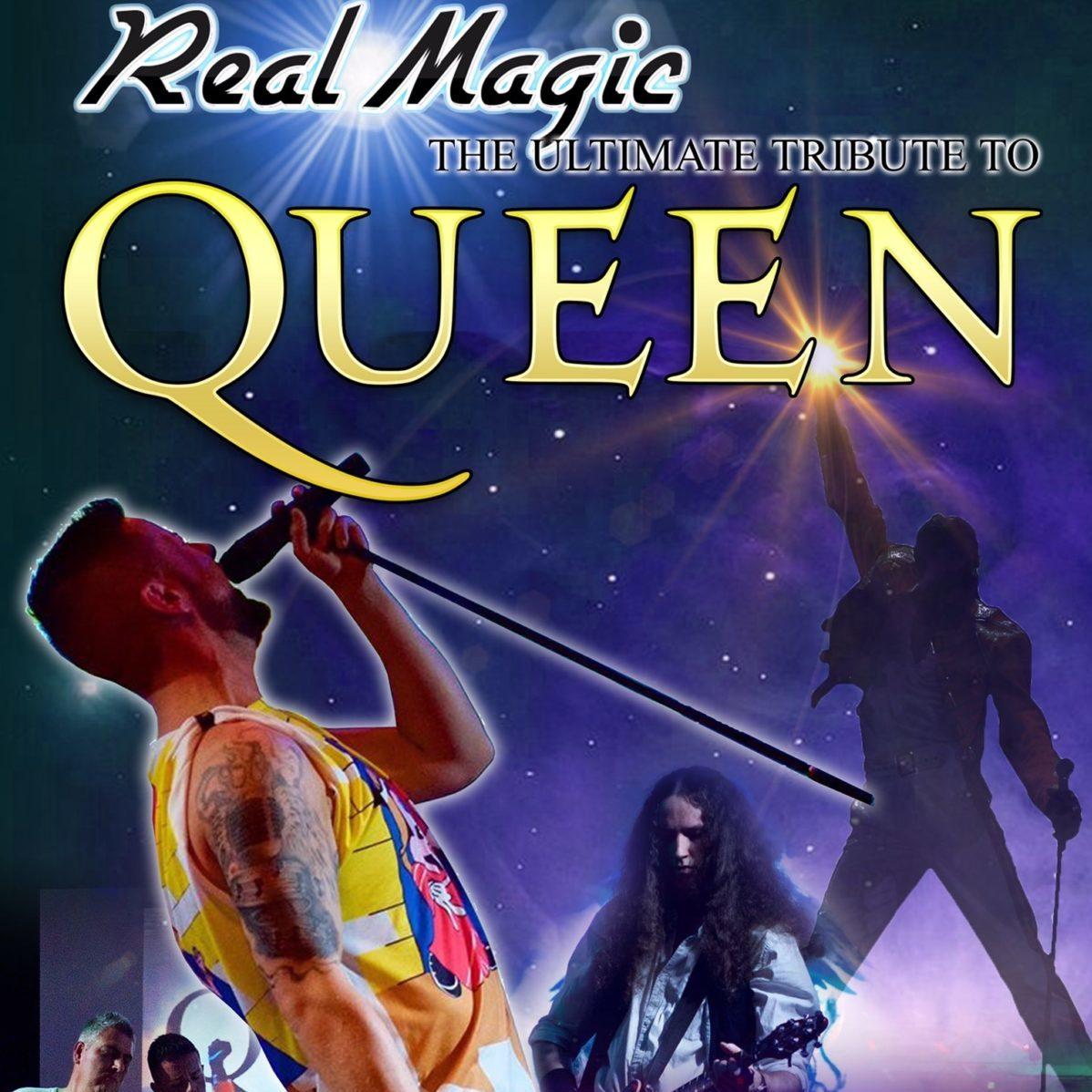 real magic queen