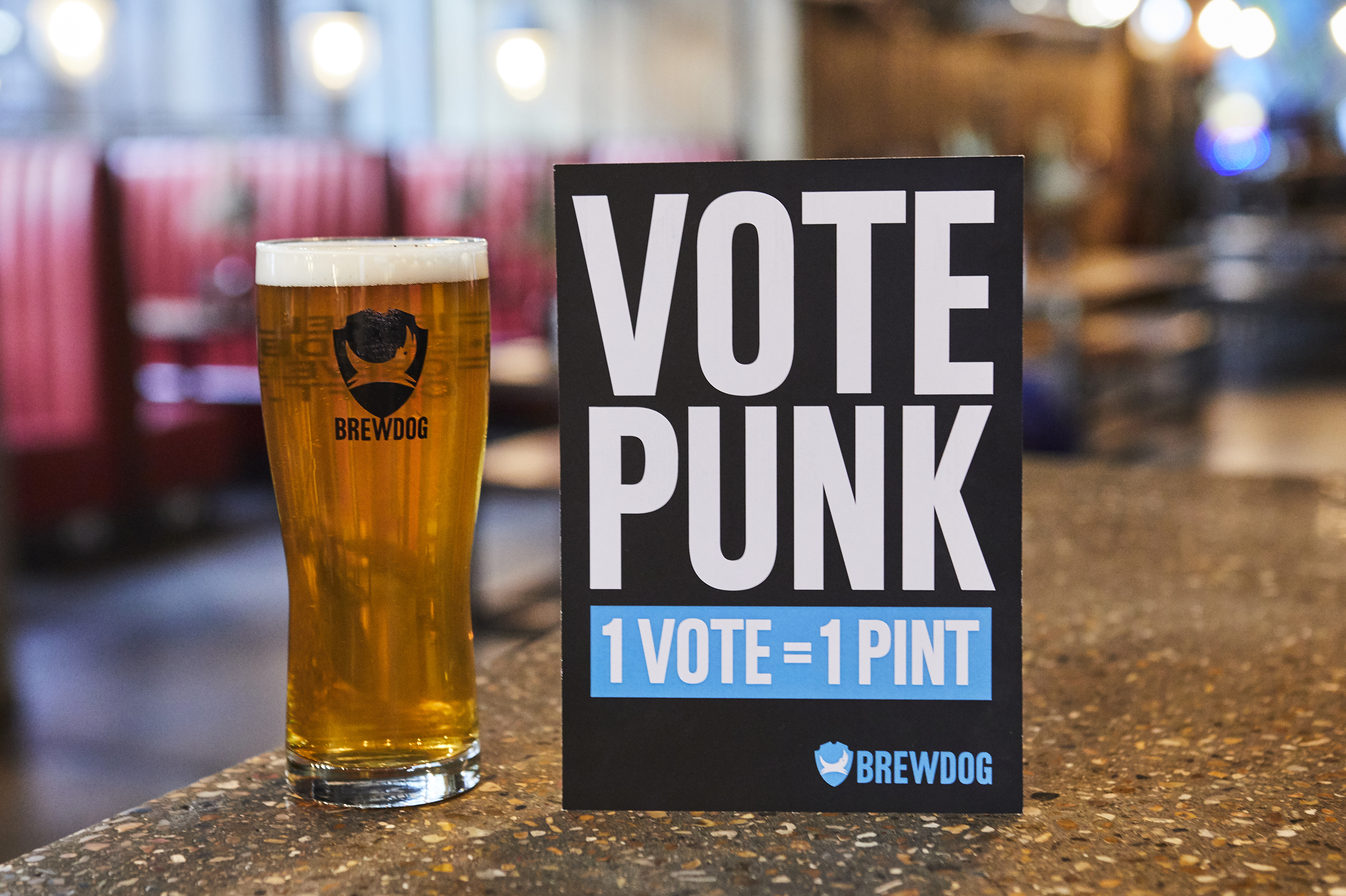 vote punk leicester