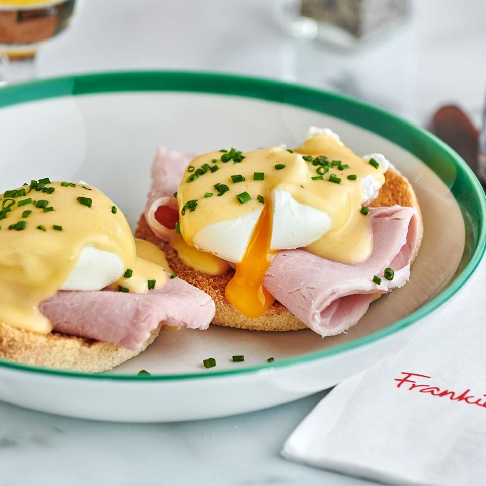 frankie benny's breakfast