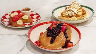 Frankie benny's pancakes