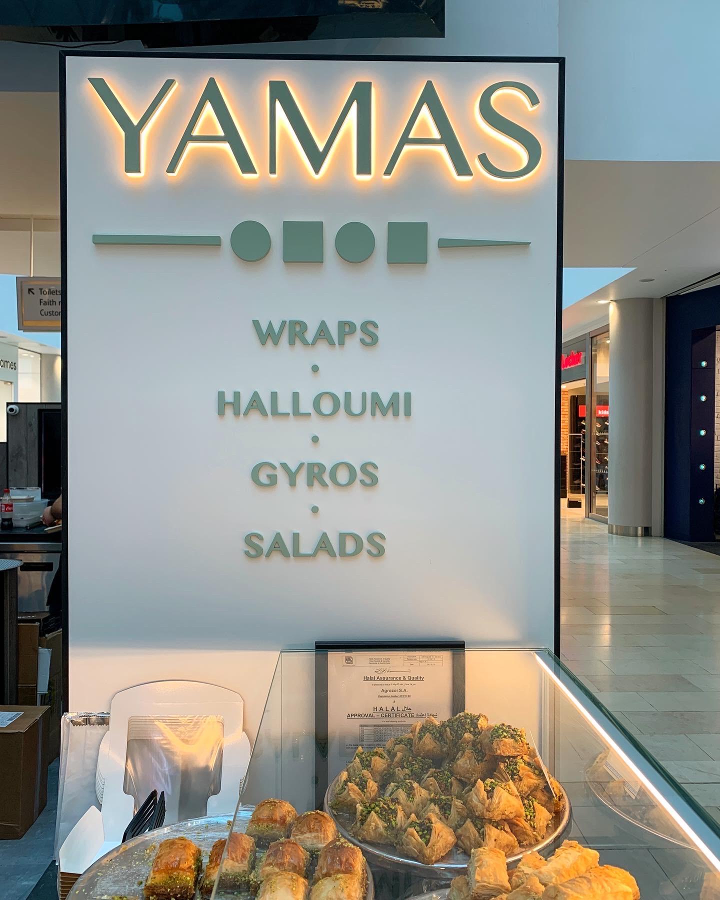Yamas leicester highcross