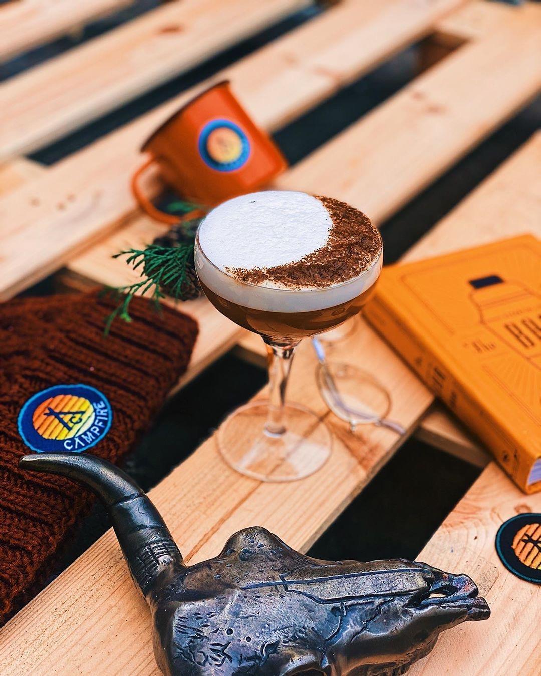 campfire cocktails
