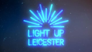light up leicester