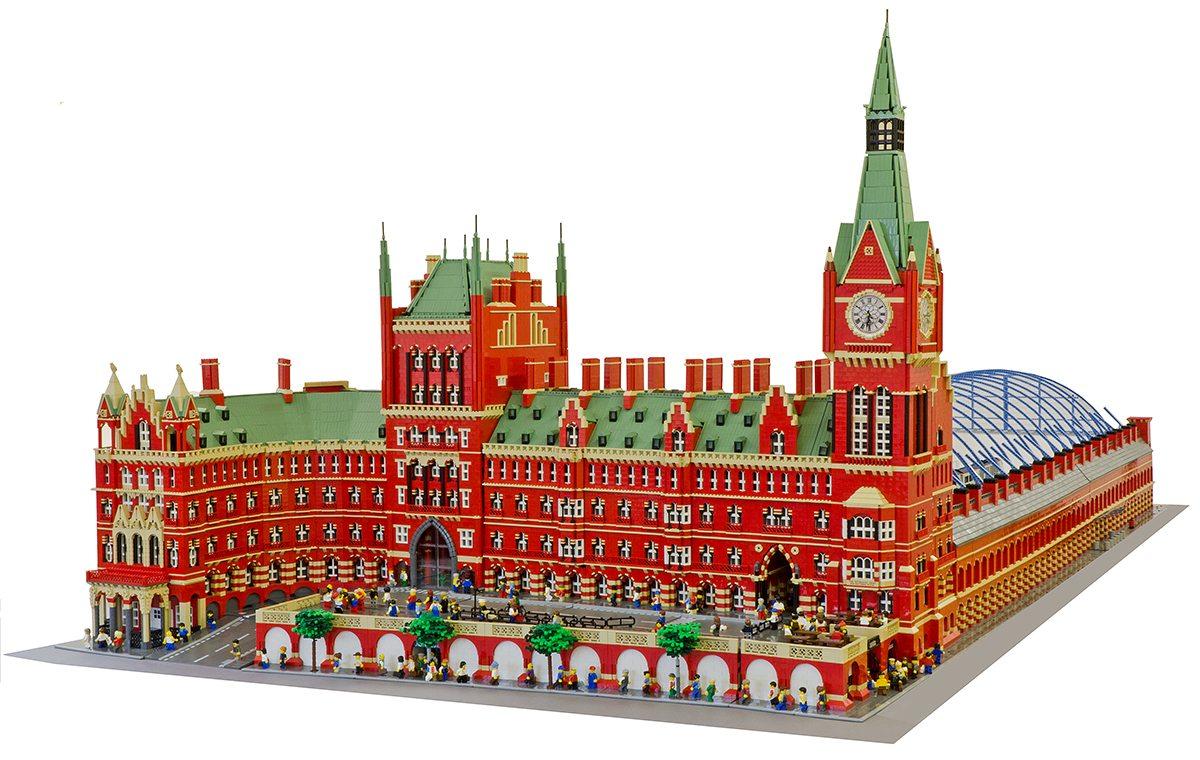 brick city st pancras