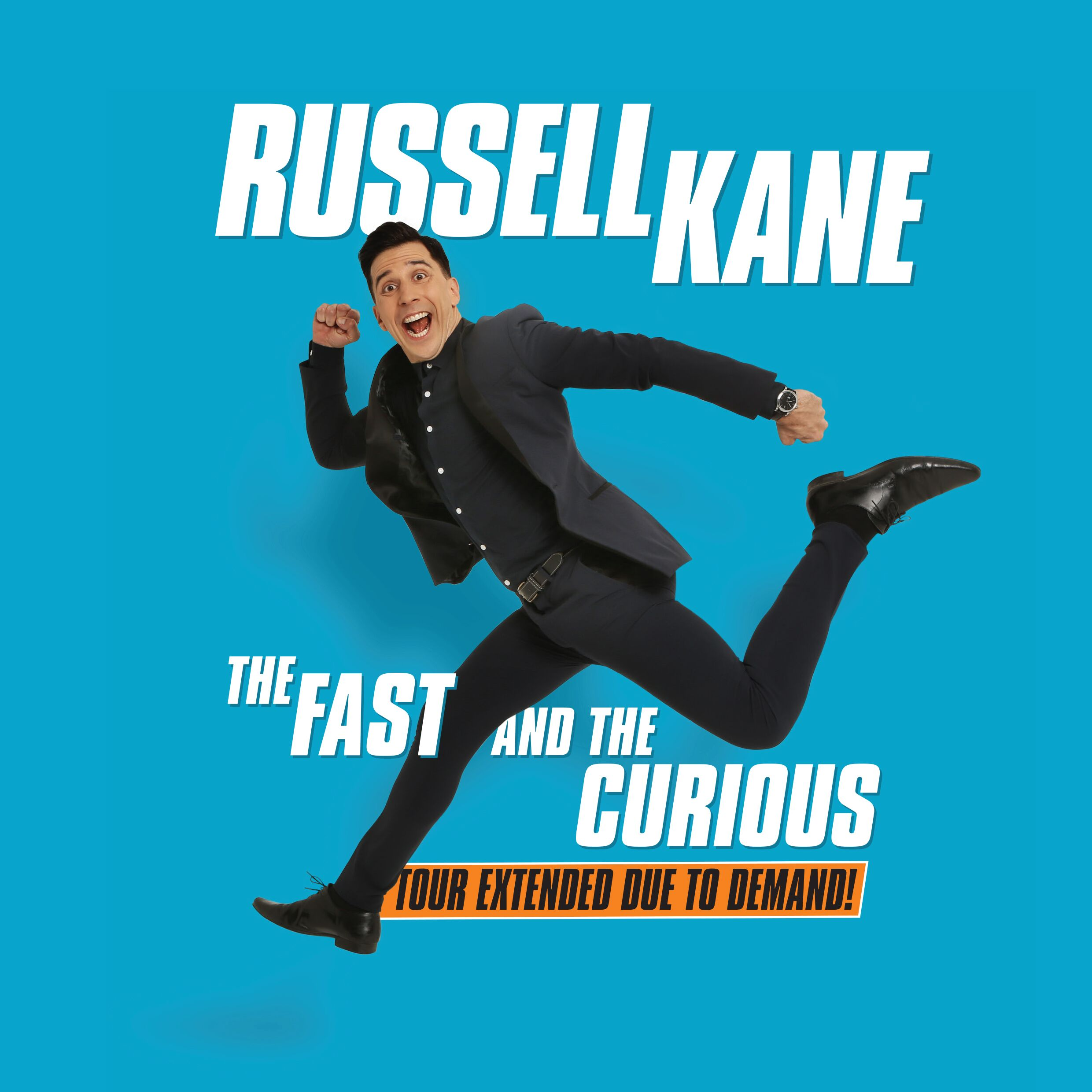 russell kane tour loughborough