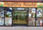 healthy route leicester vegan