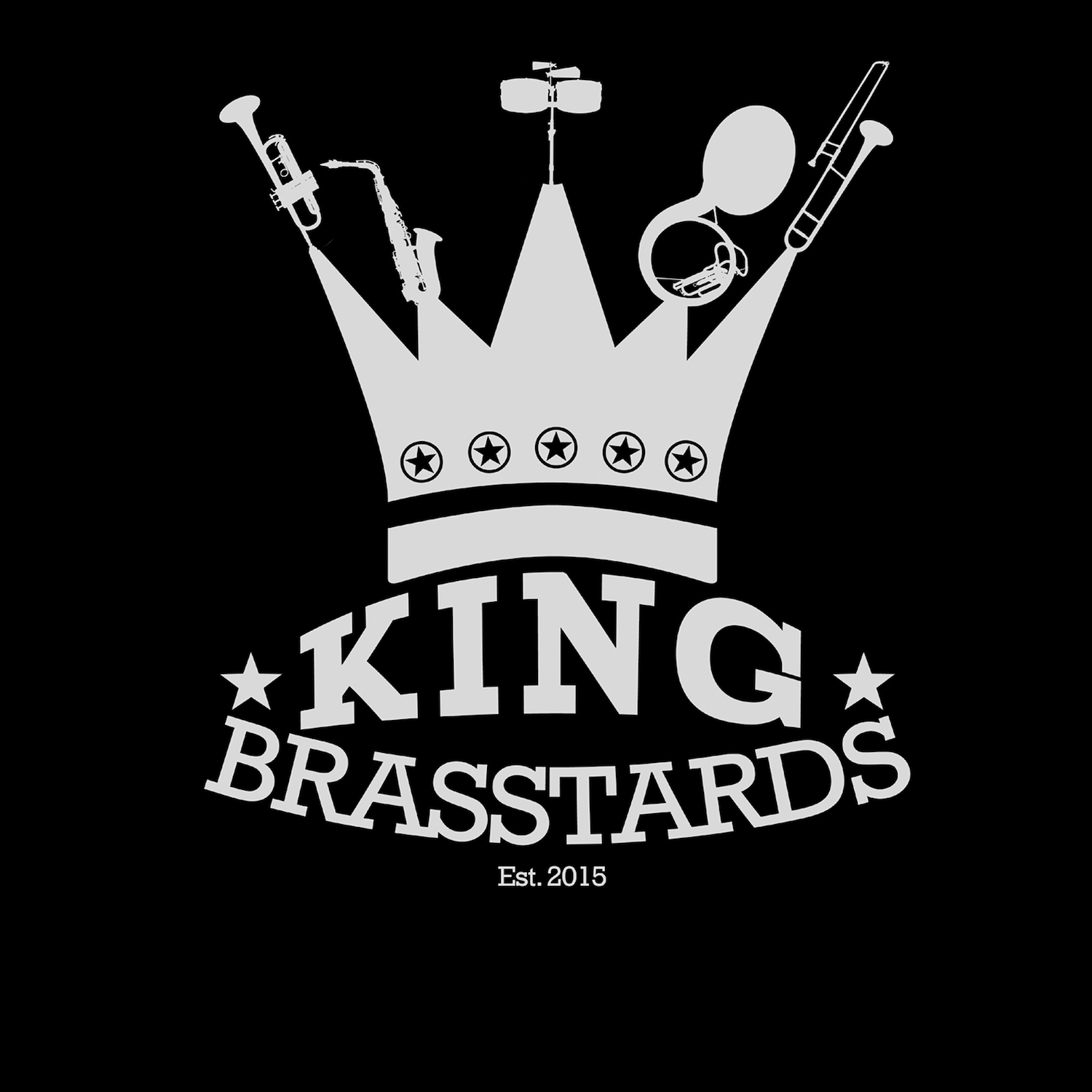 king brasstards band