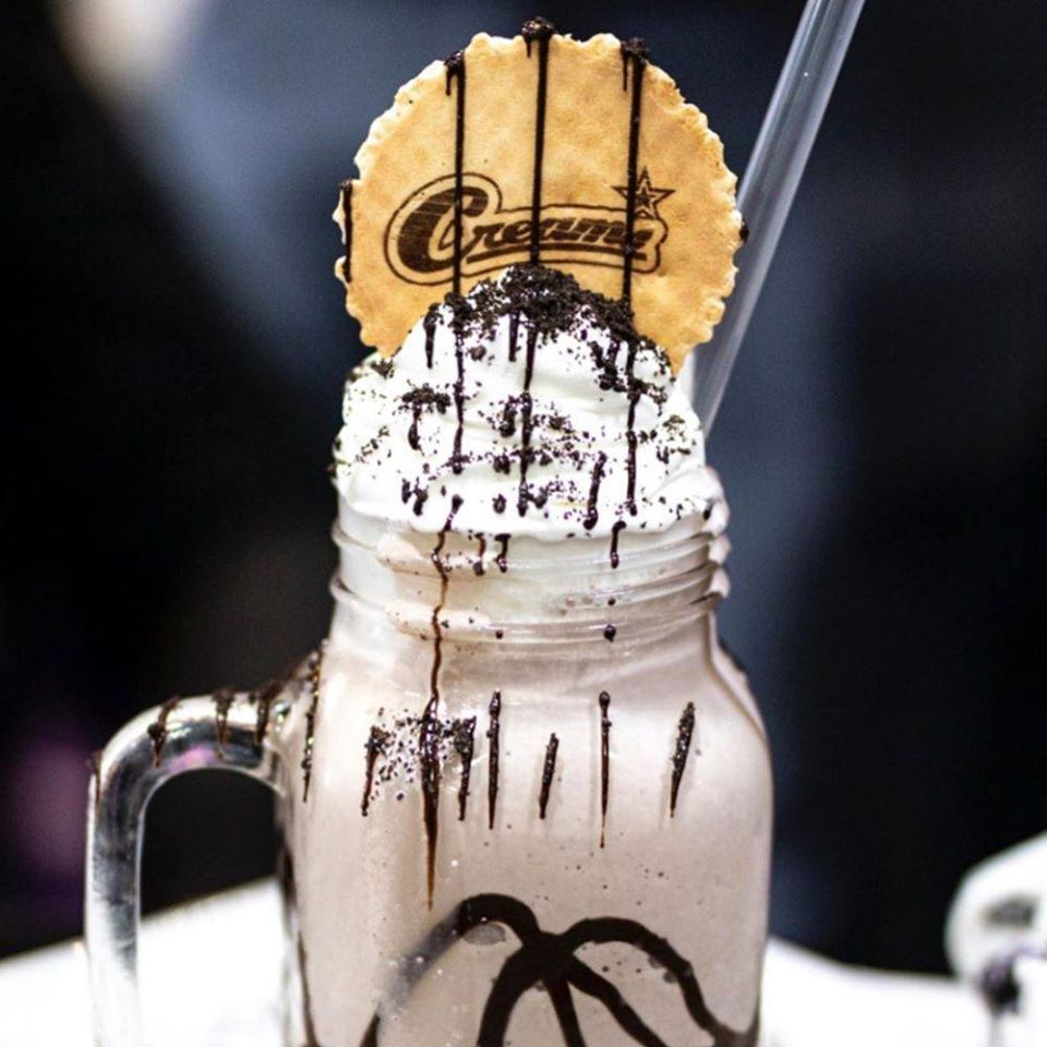 creams milkshake leicester