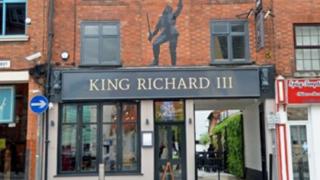 king Richard iii everards