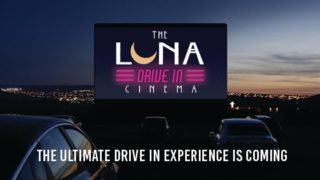 luna cinema drive in
