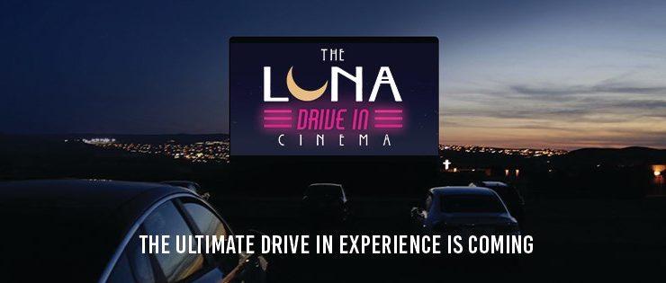 luna cinema drive in