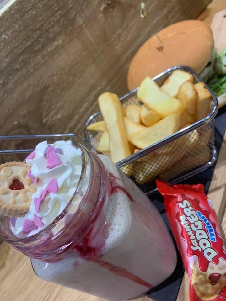 milkshake leicester