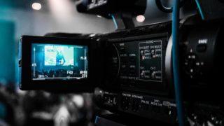 movie filming