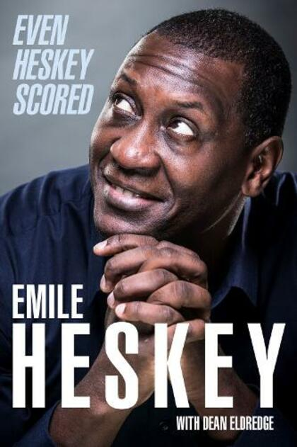 emile heskey book