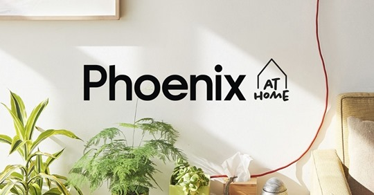 phoenix at home