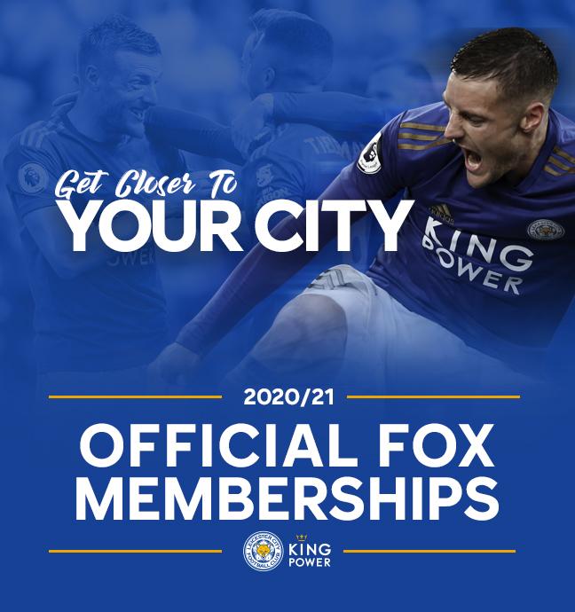 lcfc memberships